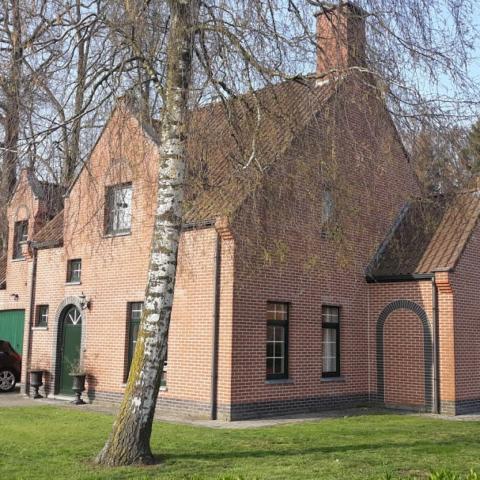 Villa de ruiter